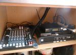 Installation Musik- / Videotechnik, DGH Schlechtenwegen