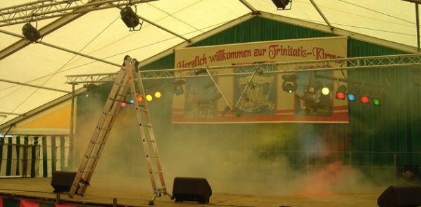 Trinitatis-Kirmes 2012 in Neustadt